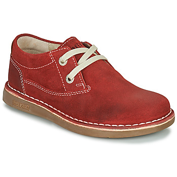 Chaussures Enfant Derbies Birkenstock MEMPHIS KIDS Rouge