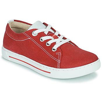 Chaussures Enfant Baskets basses Birkenstock ARRAN KIDS Rouge