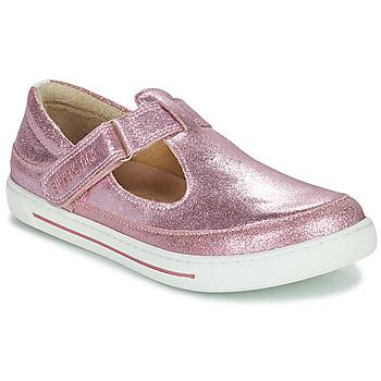 Chaussures Fille Ballerines / babies Birkenstock ABILENE Rose