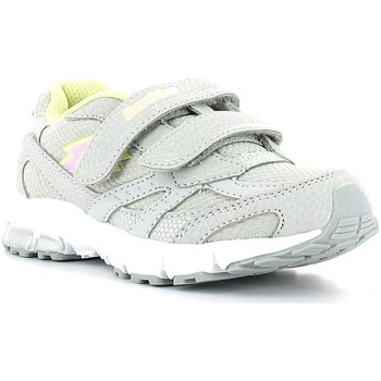 Chaussures Fille Baskets basses Lotto R6072 Chaussures sports Enfant Gris Gris
