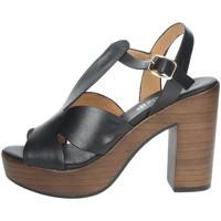 Chaussures Femme Lauren Ralph Lau Repo 56247-E1 Noir