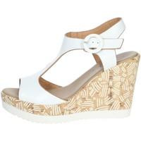 Chaussures Femme Lauren Ralph Lau Repo 52237-E1 Blanc