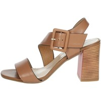 Chaussures Femme Lauren Ralph Lau Repo 31634-E1 Marron cuir