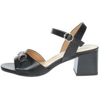 Chaussures Femme Lauren Ralph Lau Repo 30628-E1 Noir
