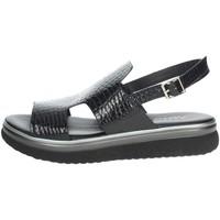 Chaussures Femme Lauren Ralph Lau Repo 10279-E1 Noir
