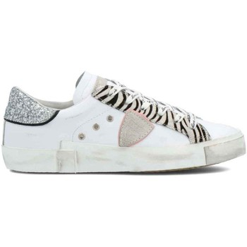 Chaussures Femme Baskets basses Philippe Model  blanc