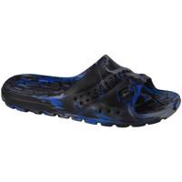 Chaussures Enfant Claquettes Skechers Hogan-Aqua Spurt Noir