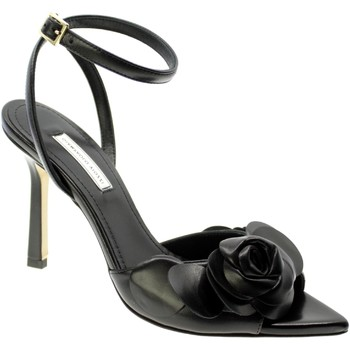Chaussures Femme Sandales et Nu-pieds Giampaolo Viozzi MAF4057 Nero