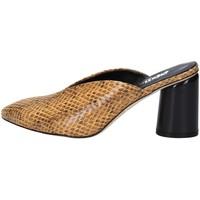 Chaussures Femme Sandales et Nu-pieds Melluso D142 OCRE