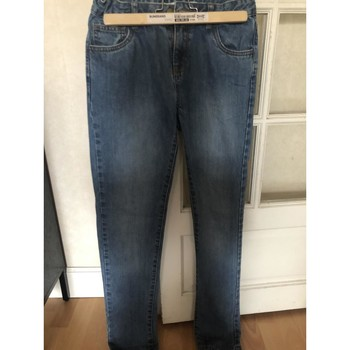 Vêtements Garçon Jeans slim Monoprix Jeans garçon Bleu