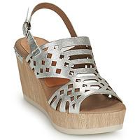 Chaussures Femme Sandales et Nu-pieds Dorking SALMA Argenté