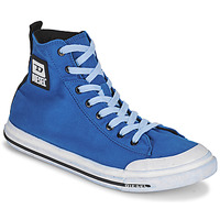 Chaussures Homme Baskets montantes Diesel FAMILA Bleu