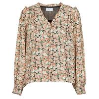 Vêtements Femme Tops / Blouses Betty London  Noir / Multicolore
