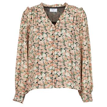 Vêtements Femme Tops / Blouses Betty London PEPPER Noir / Multicolore