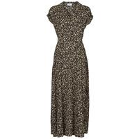 Vêtements Femme Robes longues Betty London PARILLA Noir / Multicolore