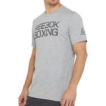 Vêtements Homme T-shirts manches courtes Reebok Sport DQ1973 Gris
