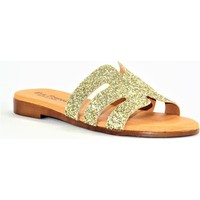 Chaussures Femme Mules Eva Frutos 714 OR GLITTER