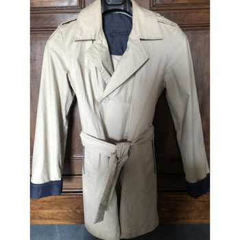 Vêtements Femme Trenchs Armand Thiery Trench beige Armand Thiery 36 Beige