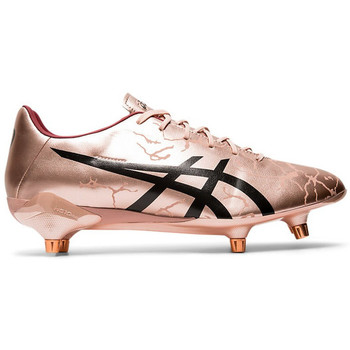 Chaussures Homme Rugby Asics Chaussures  menace 3 st l.e. rose/noir