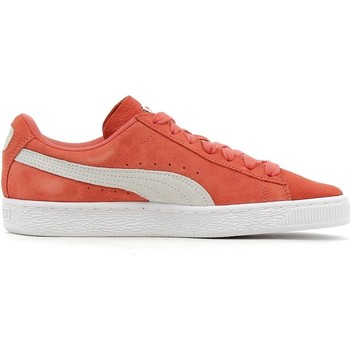 Chaussures Femme Baskets basses Puma SUEDE CLASSIC WN'S Rouge