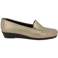 Chaussures Femme Mocassins Boissy PIROUETTE Champagne