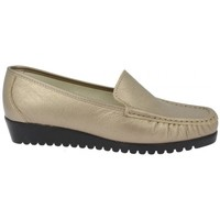 Chaussures Femme Mocassins Boissy TECK Cigare