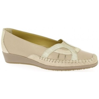 Chaussures Femme Mocassins Boissy ALIX Gazelle