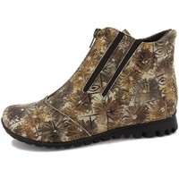 Chaussures Femme Bottines Gasymar 7542 Marrón