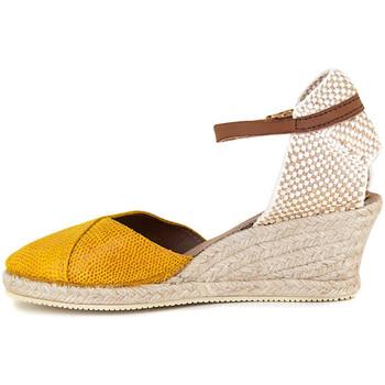 Chaussures Femme Espadrilles Loca Lova VERANO AMARILLO Jaune