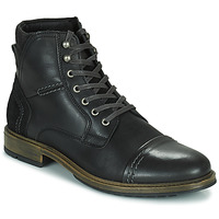 Chaussures Homme Boots Casual Attitude HOKES Noir