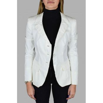 Vêtements Femme Vestes / Blazers Prada Blazer Blanc