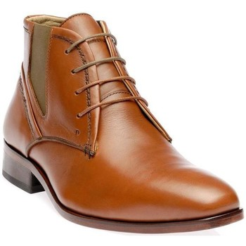 Chaussures Homme Boots Dillinger 97462MARRON TABAC Tabac