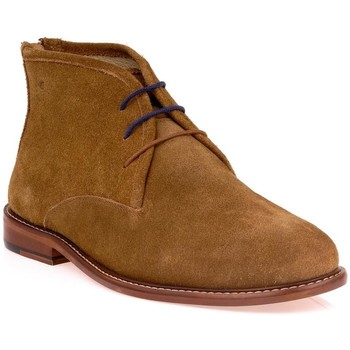 Chaussures Homme Boots Dillinger 98234MARRON TABAC Tabac