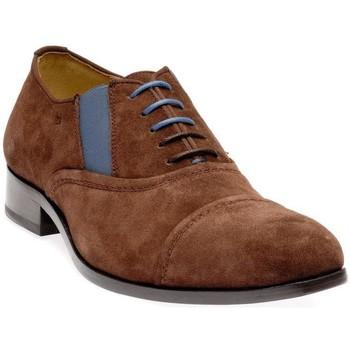 Chaussures Homme Derbies Dillinger 97463MARRON TDM