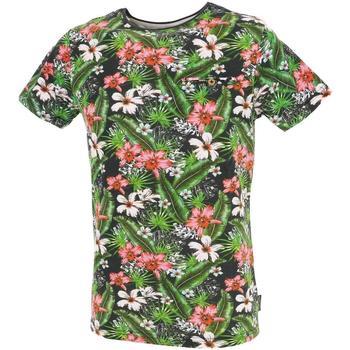 Vêtements Homme T-shirts manches courtes La Maison Blaggio Moore anth mc tee Gris Anthracite foncé