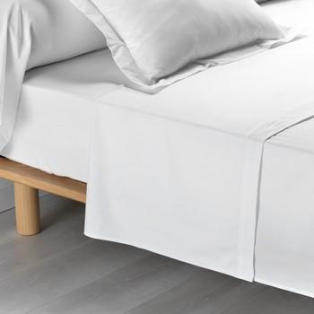 Maison & Déco Draps Douceur d intérieur PERCALINE Blanc