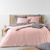 Maison & Déco Parures de lit Douceur d intérieur STONALIA Rose