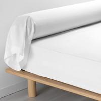 Maison & Déco Taies d'oreillers, traversins Sacs de sporteur PERCALINE Blanc