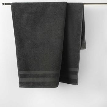 Maison & Déco Serviettes et gants de toilette Tri par pertinence Maternelleeur EXCELLENCE Anthracite