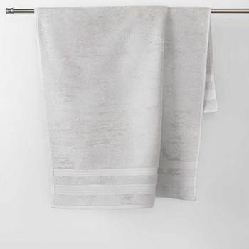 Maison & Déco Serviettes et gants de toilette Douceur d intérieur EXCELLENCE Galet