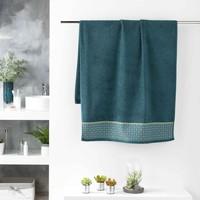 Maison & Déco Serviettes et gants de toilette Douceur d intérieur BELINA Bleu