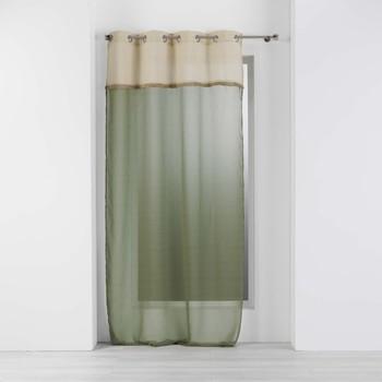 Maison & Déco Voilages Douceur d intérieur GREENYBEL Vert