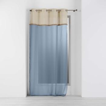 Maison & Déco Voilages Douceur d intérieur GREENYBEL Bleu