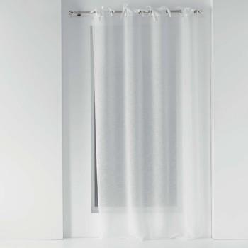 Maison & Déco Voilages Douceur d intérieur CHARLOTTE Blanc