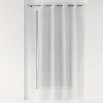 Maison & Déco Voilages Douceur d intérieur ZAZY Blanc