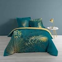 Maison & Déco Parures de lit Douceur d intérieur STRASSY Bleu