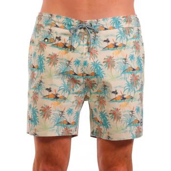 Vêtements Maillots / Shorts de bain Waxx Short de bain OHANA Beige