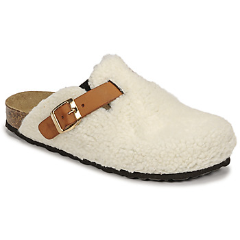 Chaussures Femme Chaussons Casual Attitude NEW Blanc