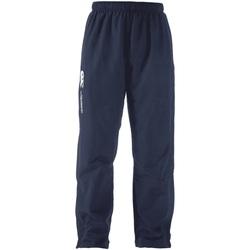 Vêtements Pantalons de survêtement Canterbury  Bleu marine/blanc