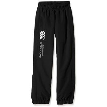 Vêtements Pantalons de survêtement Canterbury  Noir/blanc